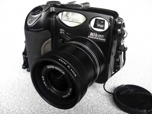 Nikon E-5000